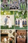 düğünde misafirlerin resim çekilebileceği çerçeveler koyun