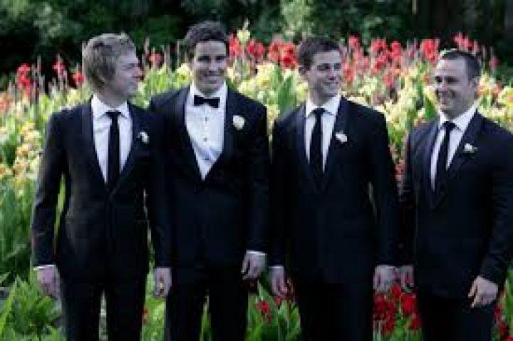 Erkekler Düğüne Nasıl Hazırlanır?