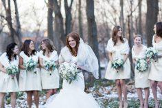 kış temalı düğün slaytı