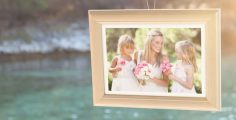 yaz ve deniz temalı düğün slaytı fotoğraf video slaytı