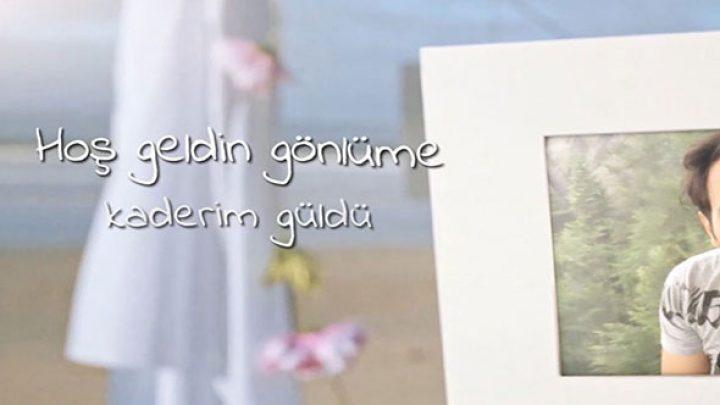 lirikli sözlü düğün slaytı