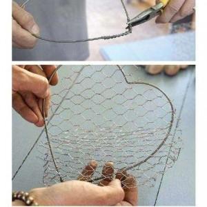 alüminyum tel ile yapılabilecek süslemeler