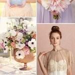 Düğün tasarımı popüler renk kombinasyonu popüler renk paleti