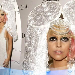 lady gaga'nın buğün düğünü olsa gelinliği nasıl olurdu