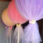 düğün süslemeleri balon süsleme fikirleri