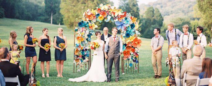 Değişik Düğün Fikrileri