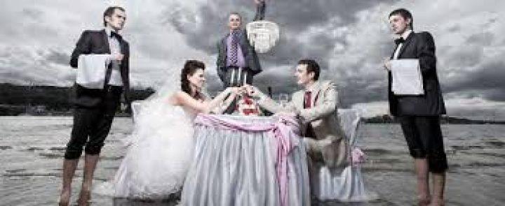 İlginç Düğünler